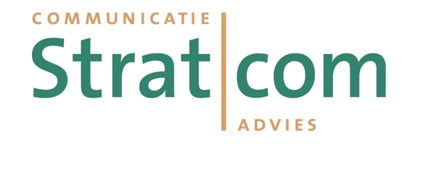Logo Stratcom comm. advies